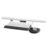 Fellowes Adj Keyboard Tray (93841)