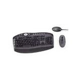 Fellowes CORDLESS OPT COMBO KYBD-BLK (99666)