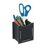 Fellowes FEL8015901 Pencil Cup, Black