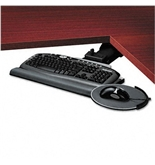 Fellowes FEL8035901 Professional Corner Executive Keyboard Tray