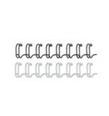 Fellowes Plastic Comb Bindings, 150 Sheet Capacity