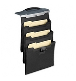Fellowes Partition Additions Portable Triple File Pocket