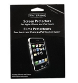 Fellowes WriteRight CRC92008 Apple iPhone & Apple iPod Touch Screen & Case Protectors 2-Pack