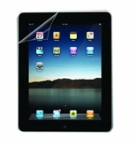 Fellowes WriteRight Static Cling Screen Protector for Apple iPad (2 Pack)