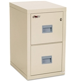 FireKing Insulated Turtle File Cabinet - FIR2R1822CPA