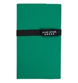 Five Star BookSleeve, Green (72431)