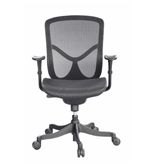 FUZION LO BACK - BASIC FUZ5B-LO LO CHAIR