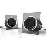 Altec Lansing FX2020AM 2.0 Computer Speakers