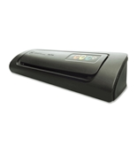 GBC HeatSeal QuickStart H320 Pouch Laminator, Black, 12.5 Inches 1703000