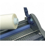 "GBC NAP-LAM II EZload Roll Film, 5 mil, 12""W x 100-ft., Clear Finish"