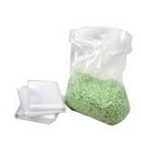 GoECOlife 22.5gal(85.1L) Clear Shredder Bags/Waste Liners GBL-2212D