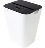 GoECOlife GQW80B 8-Sheet Personal Diamond-Cut Shredder - SOHO