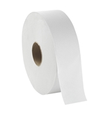 Georgia-Pacific Acclaim 13105 White 1-Ply Jumbo Sr. Bathroom Tissue, 4000 Length x 3.5-- Width (Case of 6 Rolls) - 13105