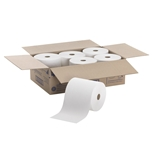 Georgia-Pacific Preference White High Capacity Roll Towel, Case of 6 Rolls - 26100