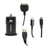 Duracell Mini USB Car Charger