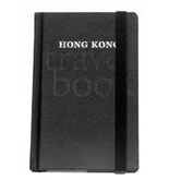 Grandluxe Hongkong Monologue Travel Book, 3.5 x 5.5 Inches