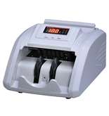 GSI Professional Electronic Money/Cash Bill Counter With LED Display - Automatic UV, IR, MG1 And MG2 Magnetic Counterfeit Detection - For Retail Stores, Offices and Institutions - GEU3080T