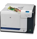 Hewlett-Packard LJCP3525N HEWLETT CC469A Certified Remanufactured Color Laser Printer with Network