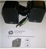 HP 630797-001 Speakers - HP LCD speakers