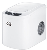 Igloo ICE102C-White Counter Top Ice Maker, White