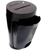 Intek Embassy TQ102De 10 Sheet Quiet Series Diamond-cut Shredder