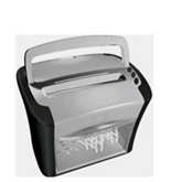 Intek Embassy TXE200Pe 20 Sheet (10 Sheets Folded) Quiet Series Cross-cut Shredder Junkmail Destroyer