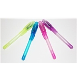 Invisible Ink Pen with Uv Light: Pack of 4 [Toy]