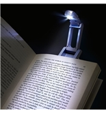eForCity Silver LED Reading book light Lamp Compatible With Amazon kindle 3 3rd 3G Wifi Keyboard