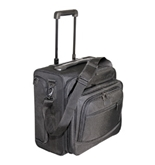 "Kantek LGCC215 Black 15"" Laptop Luggage"