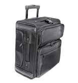 "Kantek LGCC218 Black 18"" Laptop Luggage"