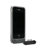 Kensington BungeeAir Protect Wireless Security Tether and Case for iPhone - Black