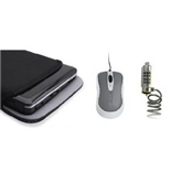 Kensington Essentials Kit for Netbooks with Mouse, Lock, and Protective Sleeve