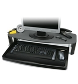 Kensington K60717US Over/Under Keyboard Drawer with SmartFit System