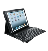 Kensington KeyFolio Pro 2 Removable Keyboard, Case and Stand For iPad 4 with Retina Display, New iPad