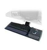 Kensington Long Neck Modular Platform with SmartFit System, Wrist Rest (K60719US)