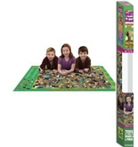 Kids Books Giant Activity Mat Animal Antics with Markers