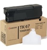 Printer Essentials for Kyocera FS-1920,1920N, 3820, 3820N - CTTK-67 Toner