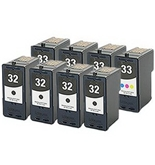Printer Essentials for Lexmark P4350/P6250/P6350/P915/ X3350/ X5250 /X5260/ X5270 / X5450/X5470/X7170/X7350/X8350/Z810/Z812/Z815/Z816/Z818 - RMC32 Inkjet Cartridge