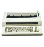 Lexmark Personal Wheel. 2 Typewriter