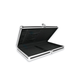 Locking Storage Clipboard, 8 1/2- x 14- - Black - Vaultz - VZ00280