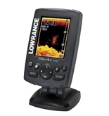 Lowrance Elite-4x DSI Color Fishfinder