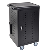 Luxor 30 Capacity Tablet/Chromebook Charging cart Model Number- LLTM30-B
