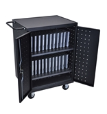 Luxor 24 Laptop/Chrome Book Charging cart Model Number- LLTP24-B