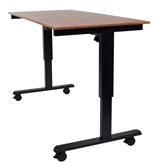 "Luxor 60"" Electric Standing Desk  Model Number- STANDE-60-BK/TK"