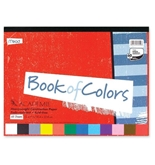 Mead Académie Book of Colors, Heavyweight Paper, 48 Sheets, 12 x 9 Inch Sheet Size - 53050