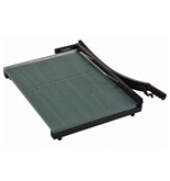 Martin Yale Stakcut Paper Trimmer - 1 x Blade(s) - Cuts 30 Sheet - 24- Cutting Length - Wood Base - Green
