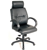 MAXX HI LE410HI LEATHER EXECUTIVE CHAIR