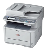 Okidata MB451w Multi-Function Printer