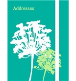 Mead Botanical Address Book (67016)
