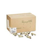 MMF Industries : Preformed Tubular Coin Wrappers, Dimes, $5, 1, 000 Wrappers per Box - Sold as 2 Pack